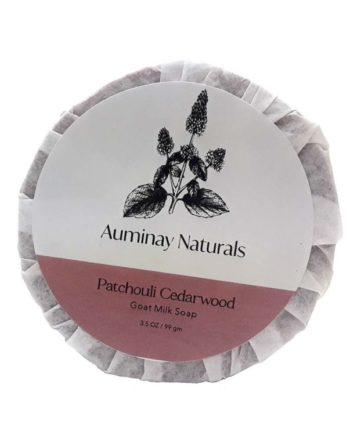 Patchouli Cedarwood Soap