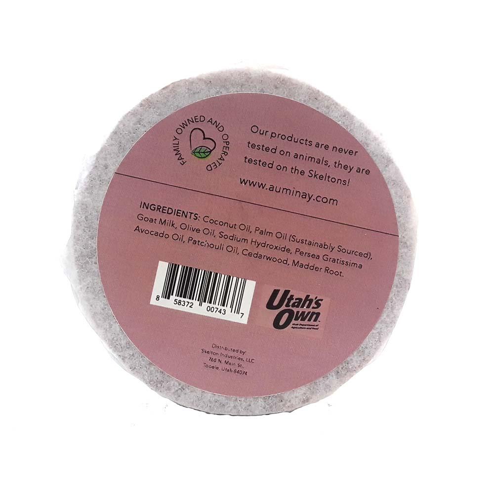 Patchouli Cedarwood Soap Ingredients