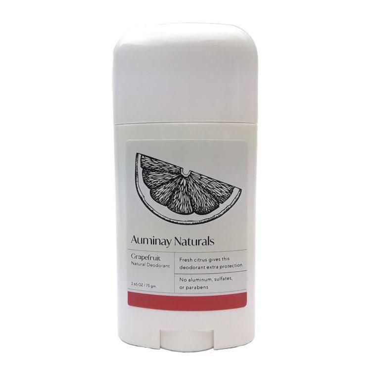 Grapefruit Natural Deodorant