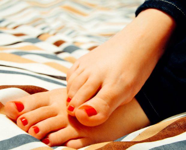 Pampered Feet